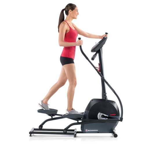 schwinn elliptical machine review