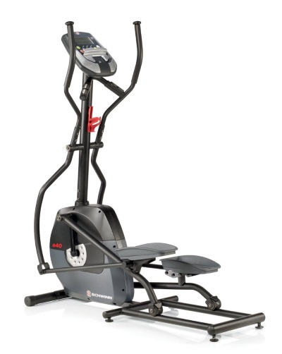 schwinn a40 elliptical machine review