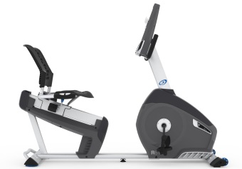 nautilus r614 recumbent exercise bike review