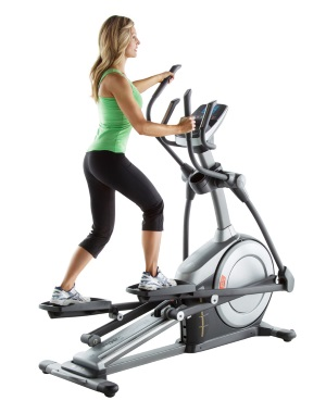 use an elliptical machine correctly
