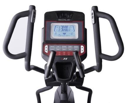 sole e35 elliptical review