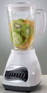 green smoothie blender