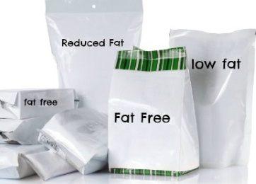 fat free food