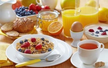 always eat breakfast