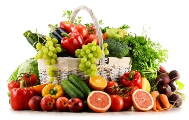 eat more fruits and vegetables and fiber