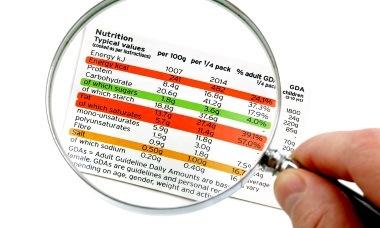 read food labels