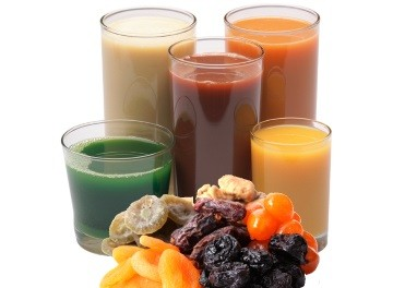 avoid any dried fruit or fruit juices when on the fast metabolism diet