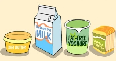 avoid any fat-free diet foods when on the fast metabolism diet