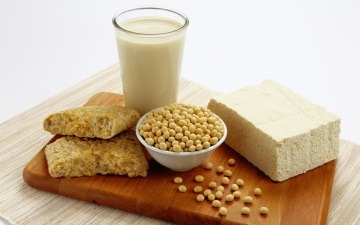 no soy products when on the fast metabolism diet