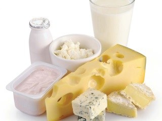 low-fat dairy products support metabolism