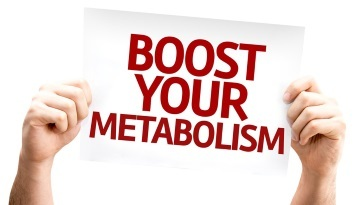 boost your metabolism naturally