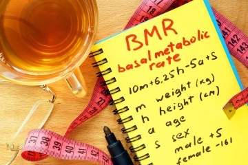 what is the basal metabolic rate